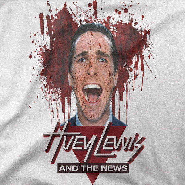 "American Psycho ""Huey Lewis & the News"" Tee"