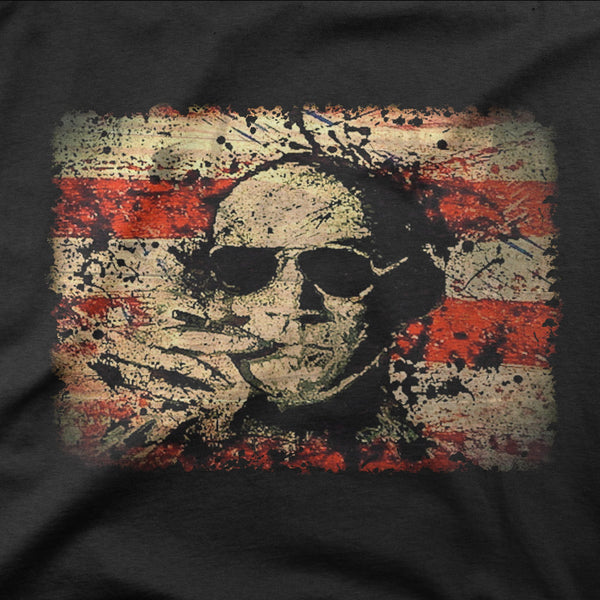 "Hunter S Thompson ""American Gonzo"" Tee"