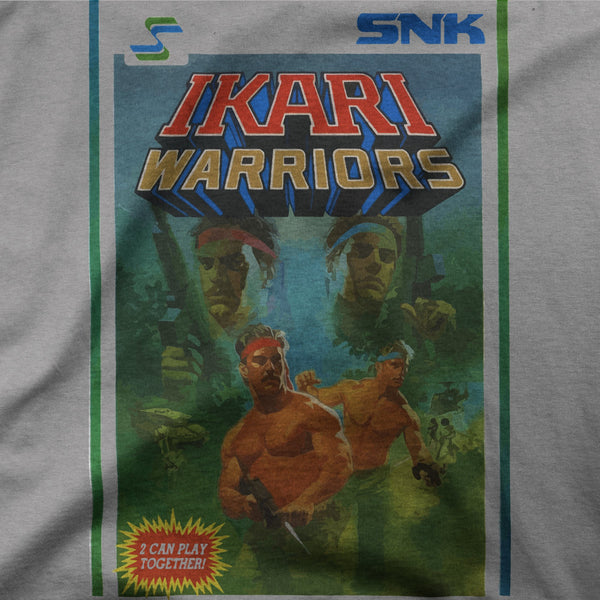"Ikari Warriors ""Cover Shot"" Tee"