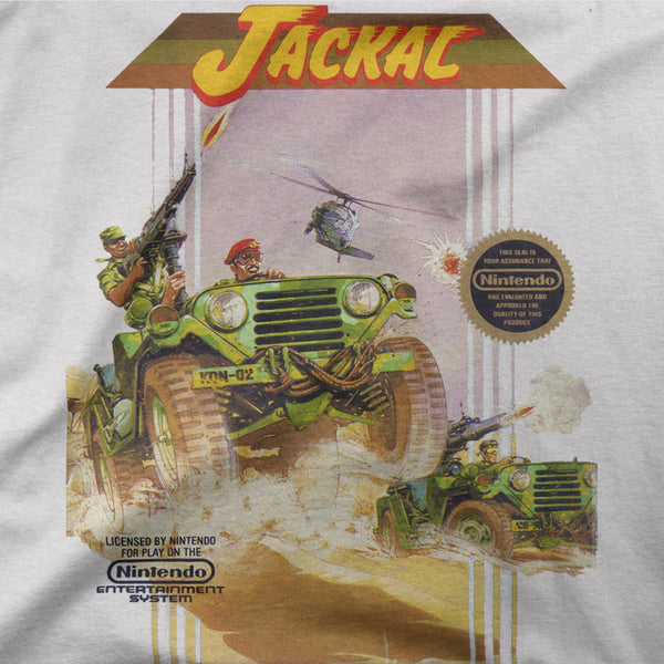 "Jackal ""Cover Shot"" Tee"