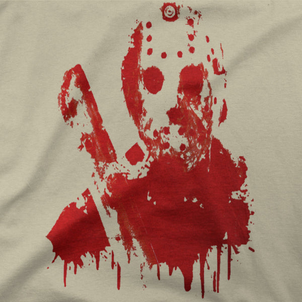 "Friday the 13th ""Blood Stain"" Tee"