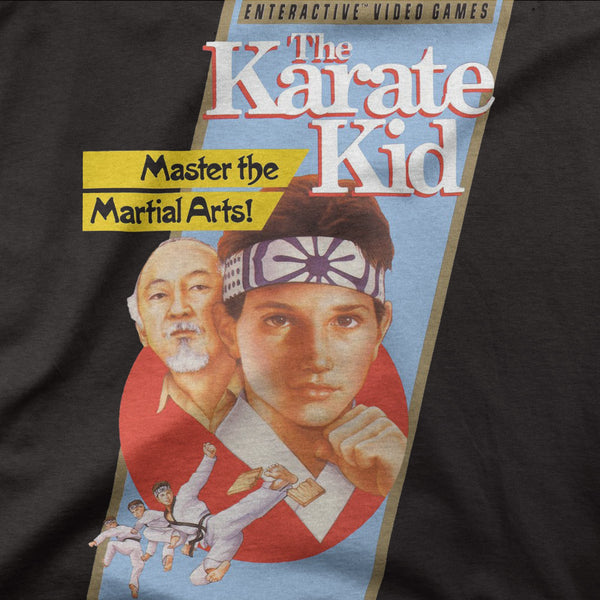 "Karate Kid ""Cover"" Tee"