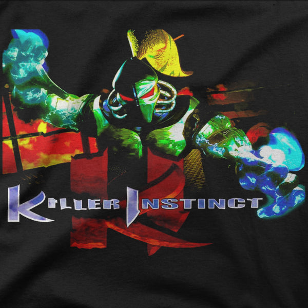 "Killer Instinct ""Cover Shot"" Tee"