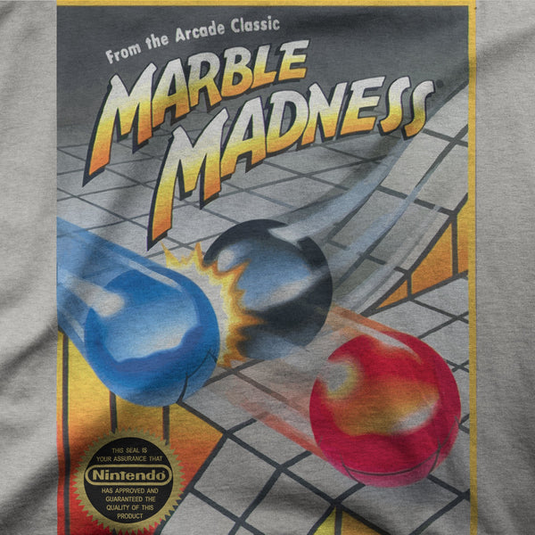 "Marble Madness ""Cover Shot"" Tee"