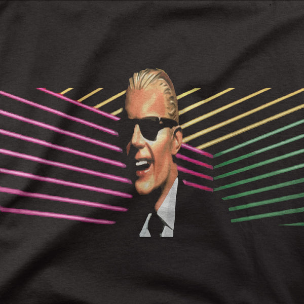 Max Headroom Retro Tee