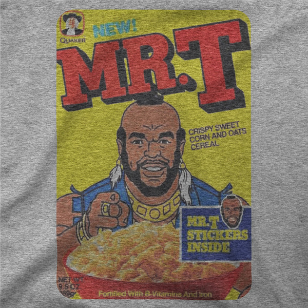 "Mr. T ""Cereal Box"" Tee"