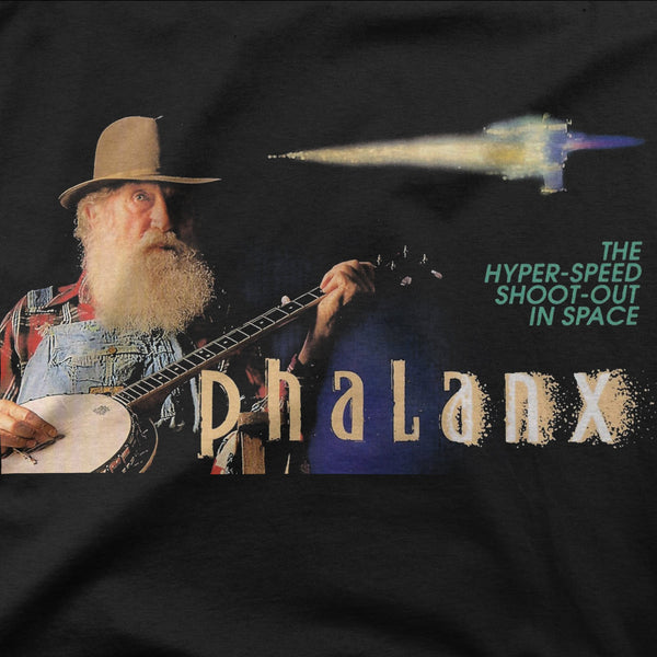 "Phalanx ""Cover Shot"" Tee"