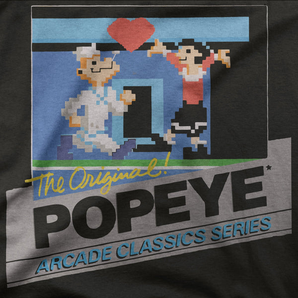 Popeye Retro Game Tee