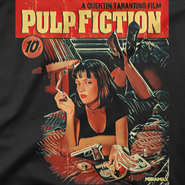 "Pulp Fiction ""The Cover"" Tee"