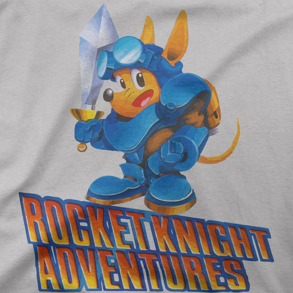 Rocket Knight Adventures Retro Game Tee