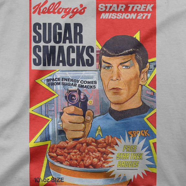 Spock Cereal Tee