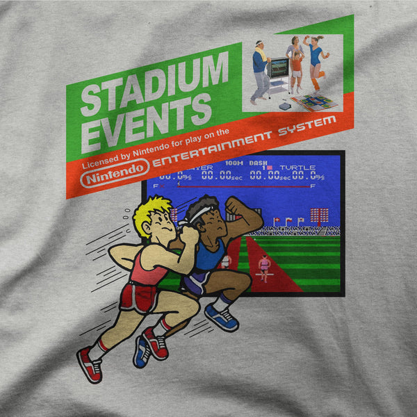 "NES ""Stadium Events"" Tee"