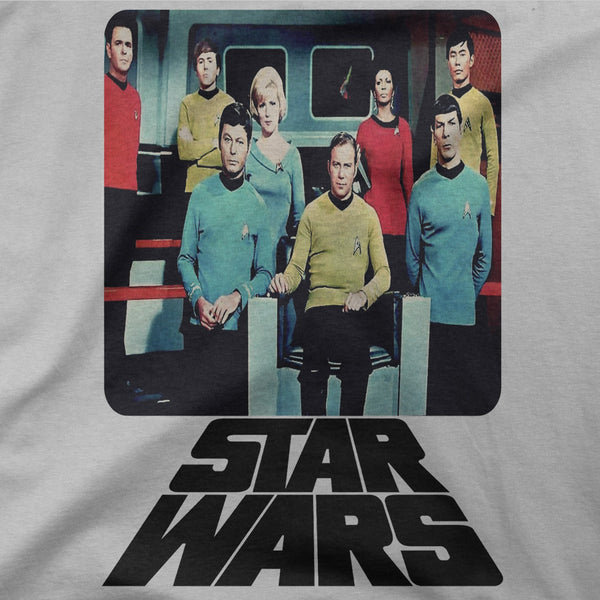 Star Trek Wars Tee