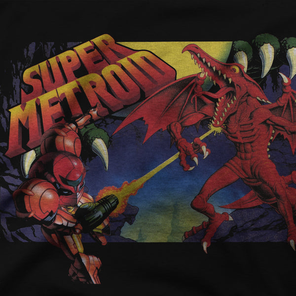 "Super Metroid ""SNES"" Tee"
