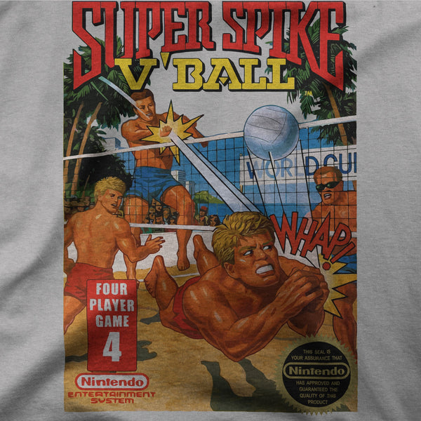 "Super Spike Volleyball ""NES"" Tee"
