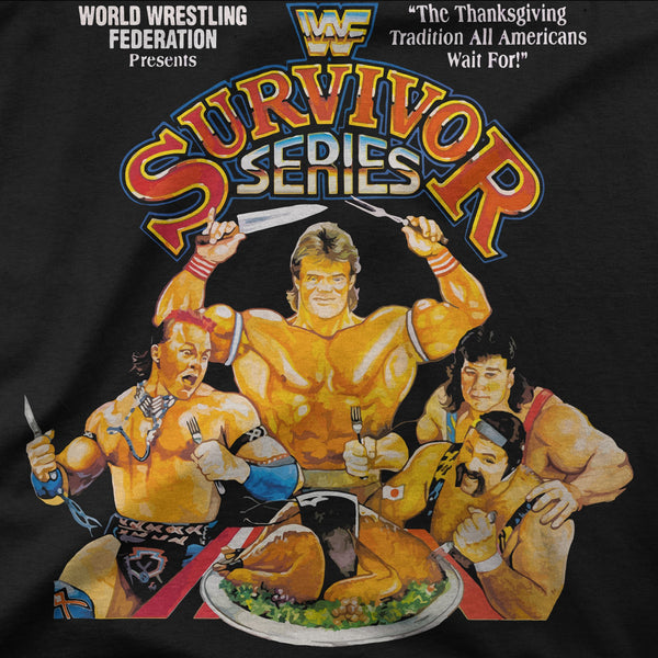 "Survivor Series ""93' Thanksgiving"" Tee"