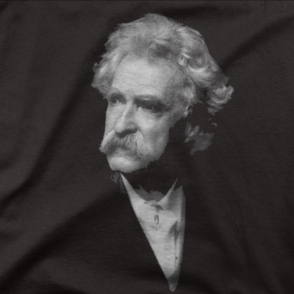 "Mark Twain ""Headshot"" Tee"