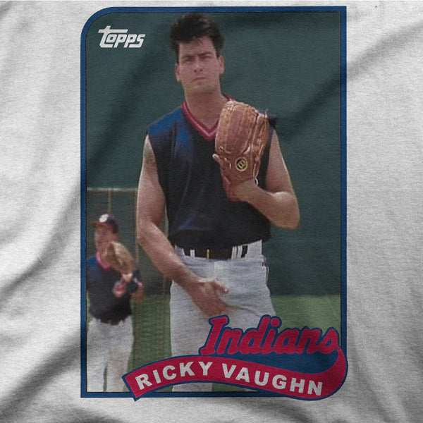 "Major League Rick ""Wild Thing"" Vaughn Tee"