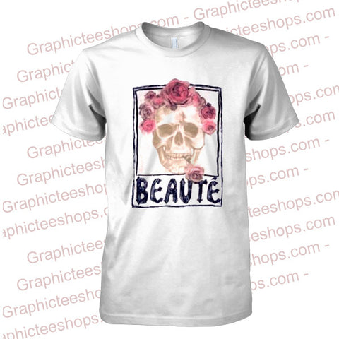 Beaute Skull T-Shirt
