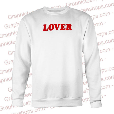 Bianca Chandon Lover sweatshirt