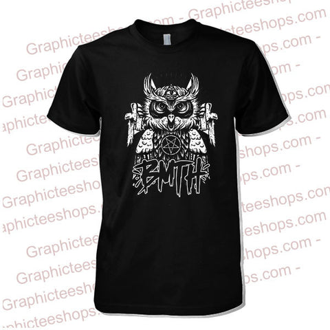 Bring Me The Horizon Owl BMTH T-Shirt