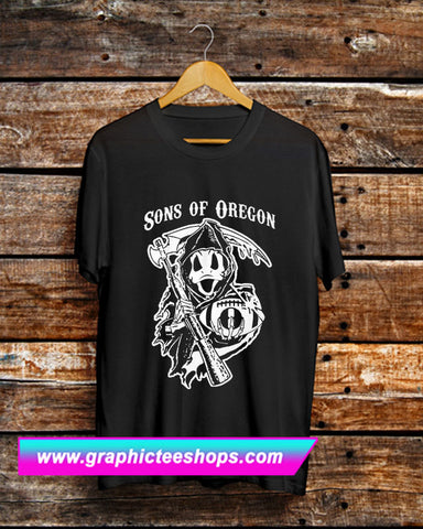 Sons of Oregon T-Shirt