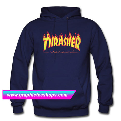 Thrasher Magazine Hoodies