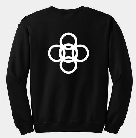 alesso sweatshirt back