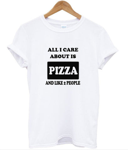all i care t shirt
