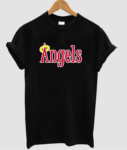angels t shirt