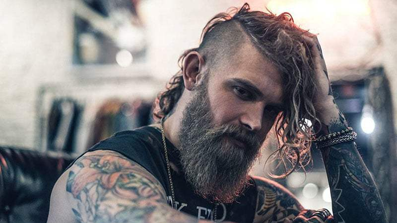 5 Tips For Growing A Beard Like A Viking