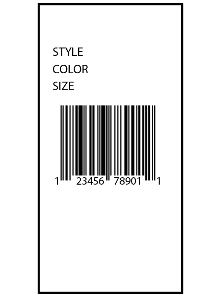 Nordstrom Direct Ticket 1.5 x 3