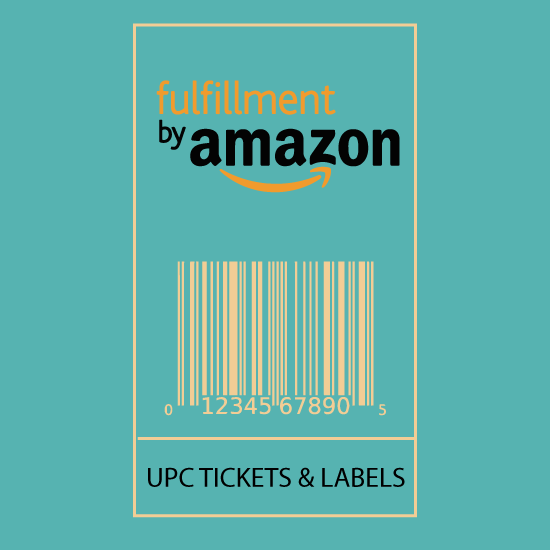FBA Tickets & Labels