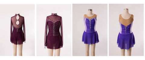 Adult Skating Dresses