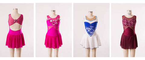 Youth Skating Dresses