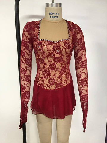 Adult Small Skating Dress