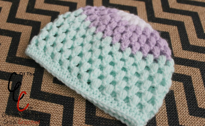18 Inch Doll Sophia Hat Crochet Pattern