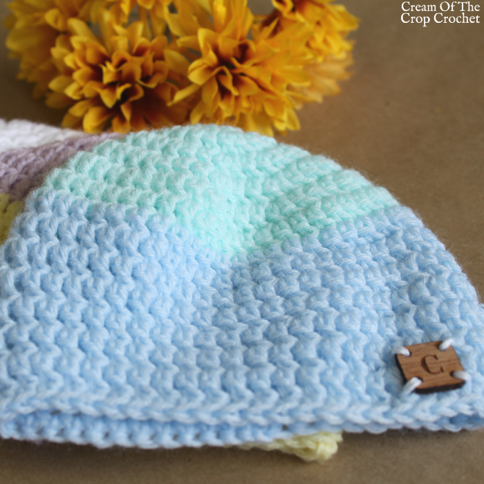 18 Inch Doll Camila Hat Crochet Pattern