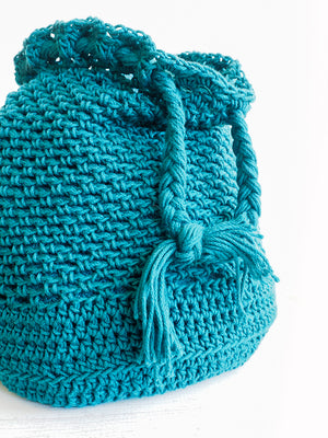 Momma Beach Bag Crochet Pattern