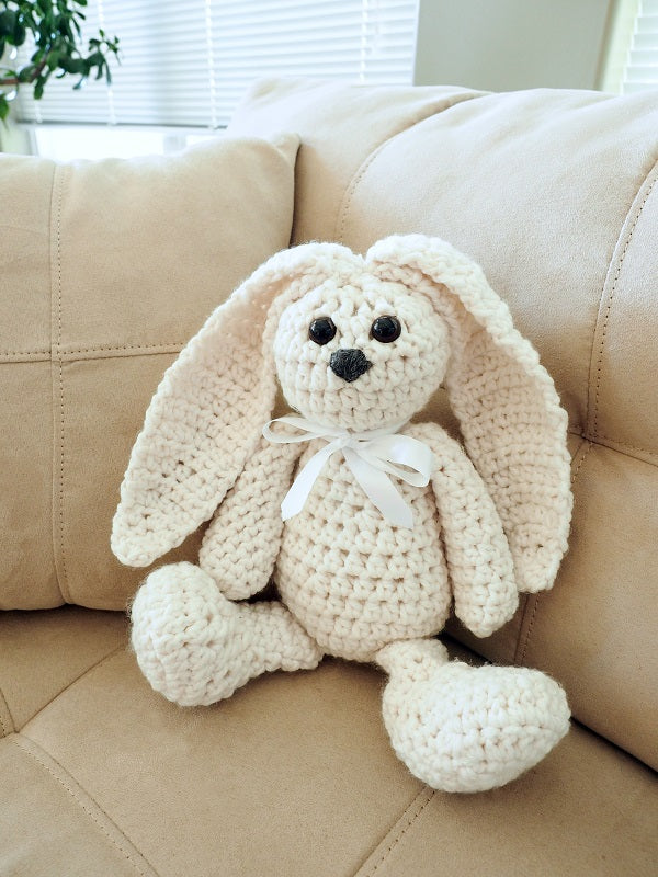 Snuggle Bunny Crochet Pattern Maker Goodies