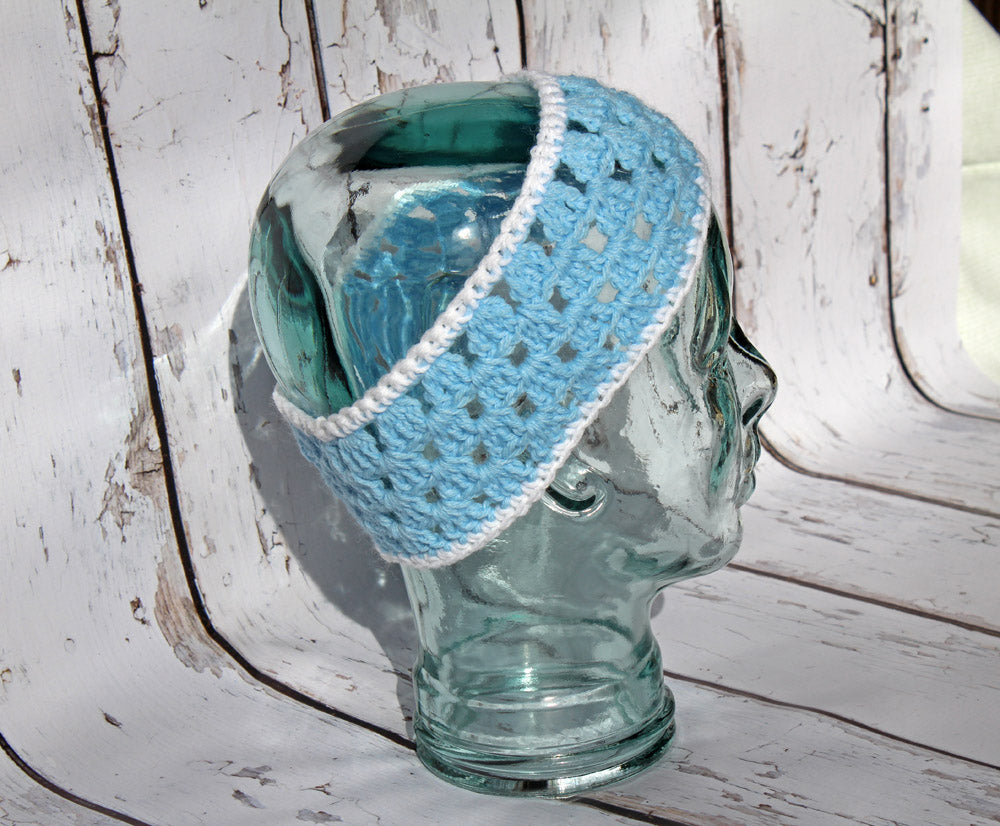 Cassidy Ear Warmers Crochet Pattern