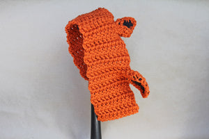 Fox Ear Warmers Crochet Pattern