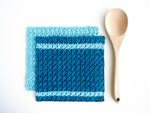 Primrose Dishcloth Crochet Pattern