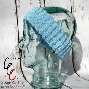 Bailey Ear Warmers Crochet Pattern