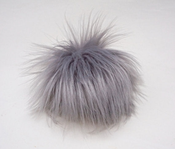 Faux Fur Pompom, handmade hat accessory,Fur Pompoms. Faux Fur. Fur Pompoms. Fur Pom Pom. Pompoms Faux Detachable