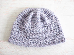 Kid's Star Stitch Crochet Hat Crochet Pattern