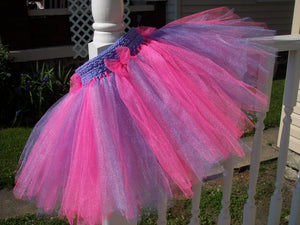 Crochet and Tulle
