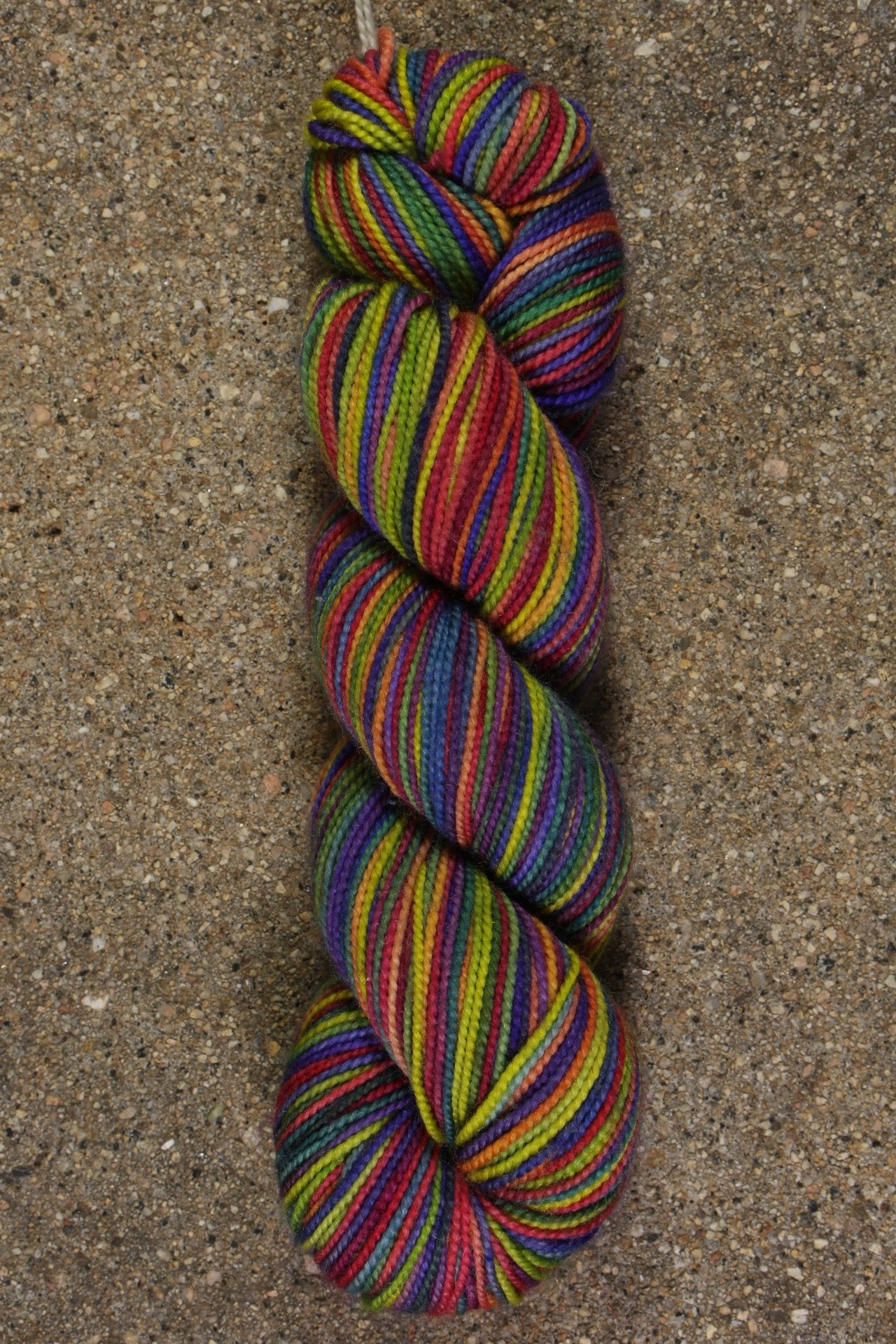 The Yarns of Rhichard Devrieze Peppino