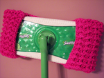 Swiffer Cover Crochet Pattern