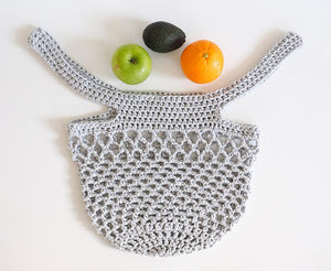 Farmer's Market Crochet Bag Pattern